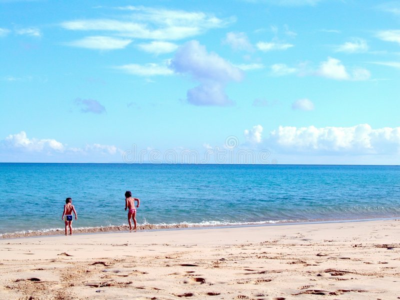 Download Children stock photo. Image of young, play, sand, natures - 75496