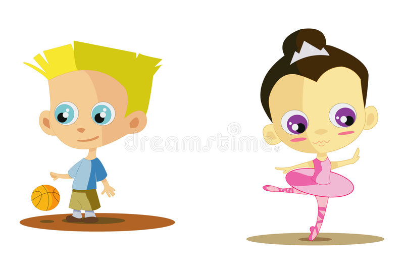 Children royalty free stock image