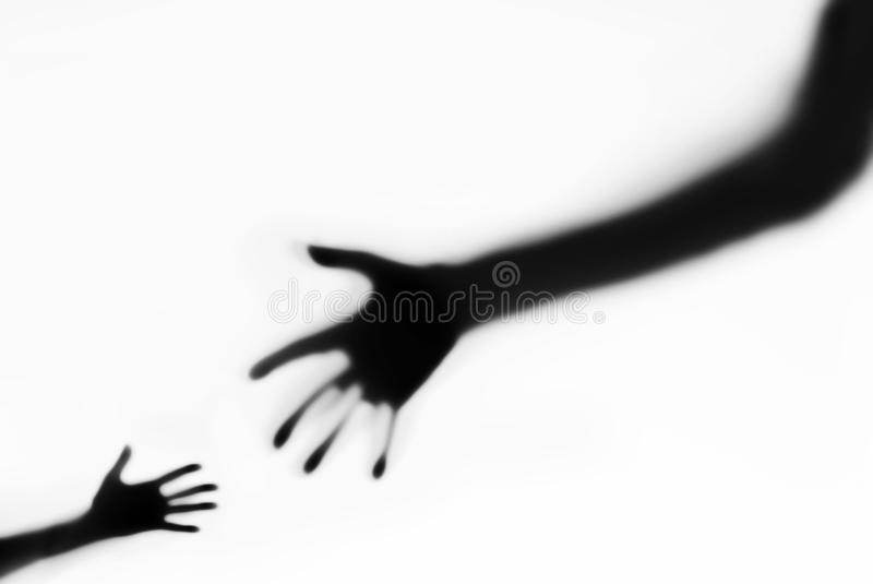 Download Children And Adult Palms Royalty Free Stock Photo - Image: 16286935