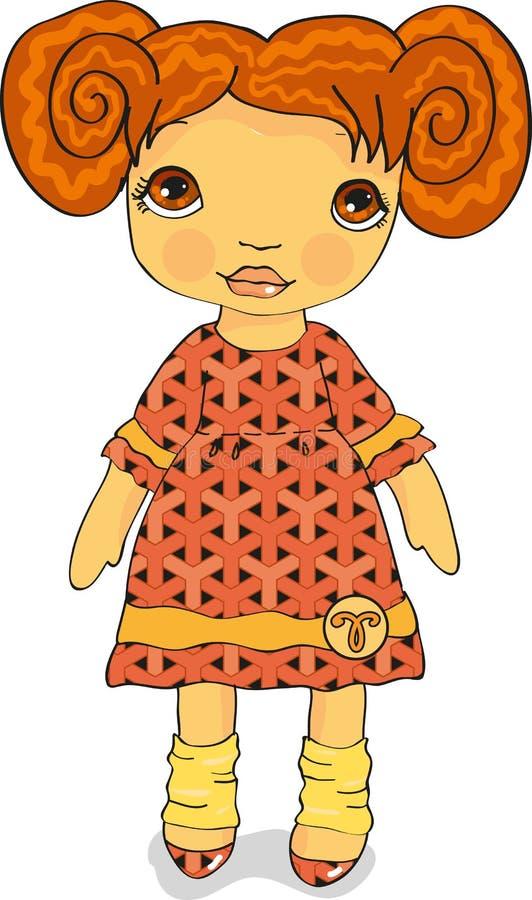 Download Children Aries stock vector. Illustration of sign, element - 25339555