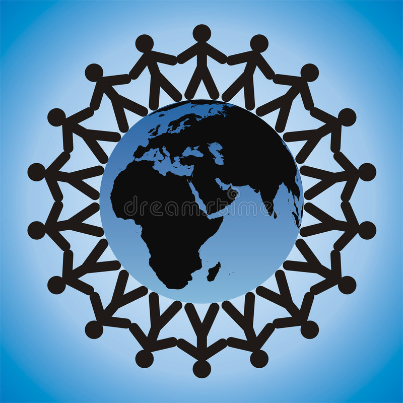 Download Children around the world stock vector. Image of children - 2204436