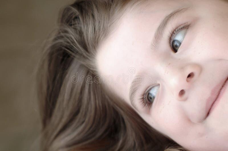 Download Children-Corner Girl 2 stock image. Image of female, adorable - 112079