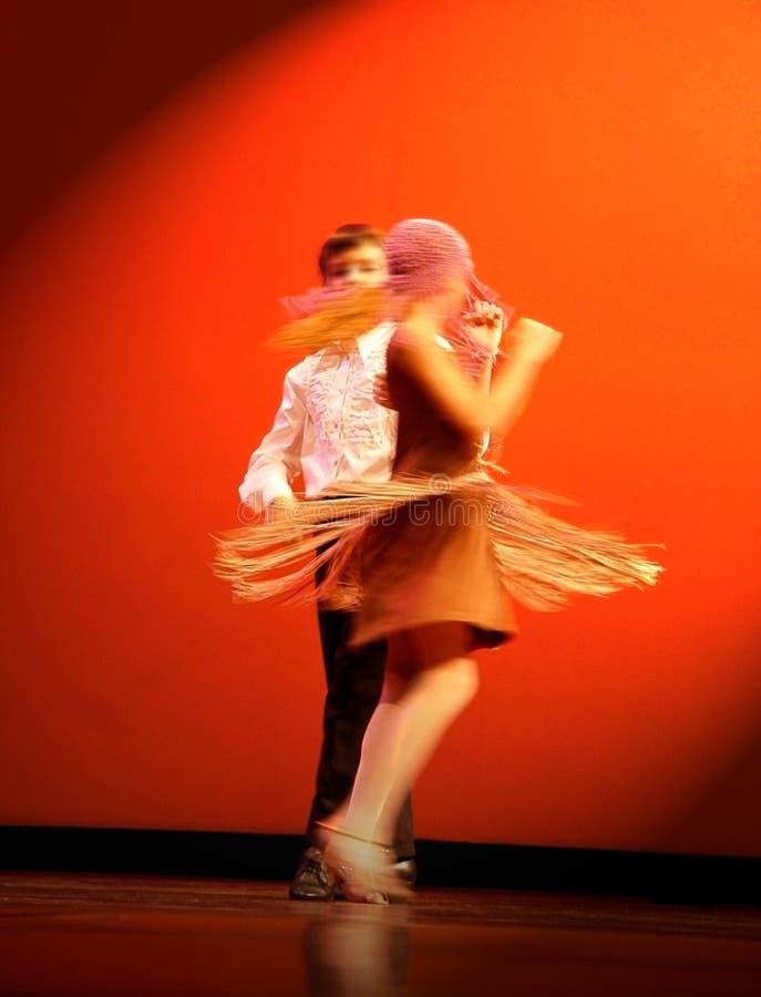 Children dancing. Kids dancing stock photos