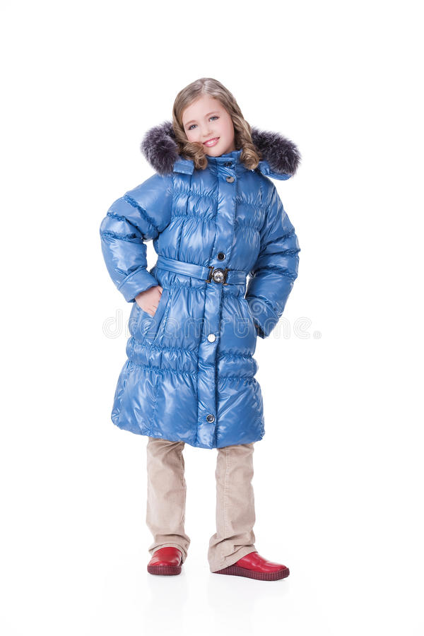 Download Children In Fashionable Clothing Stock Photo - Image: 13530764