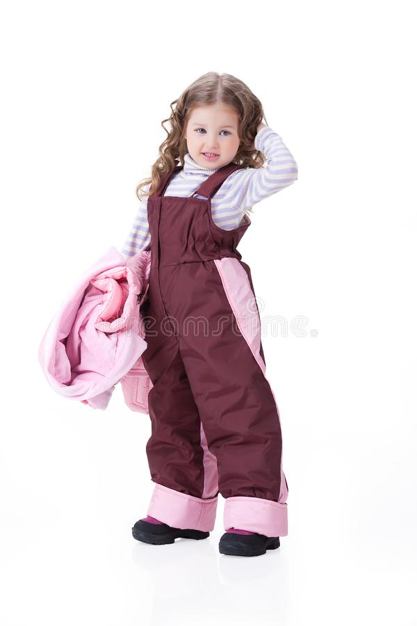 Download Children In Fashionable Clothing Stock Photo - Image of attractiveness, background: 13562282