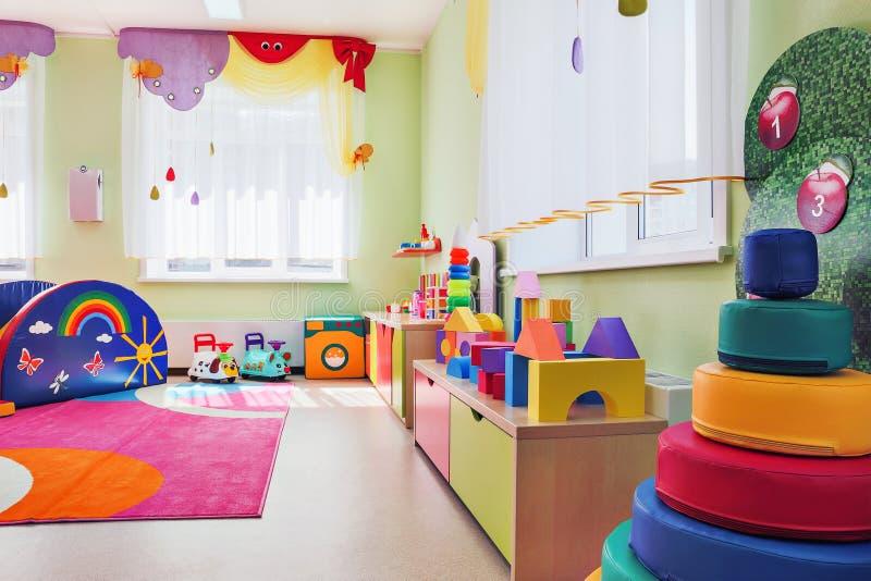 Children gier pokój obrazy royalty free