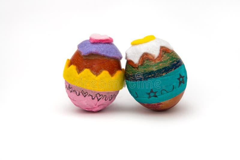 Estrowi jajka zdjęcie stock