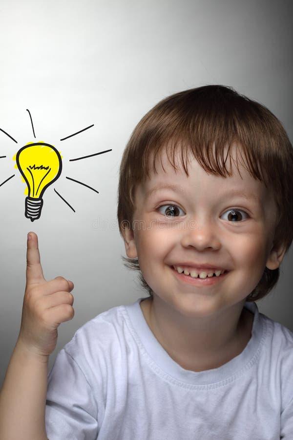 Children Idea Stock Photo