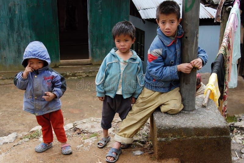 Children Of India Editorial Image