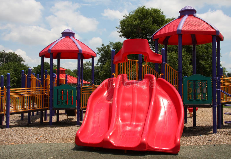 Download Children playground stock photo. Image of ground, childhood - 32608386