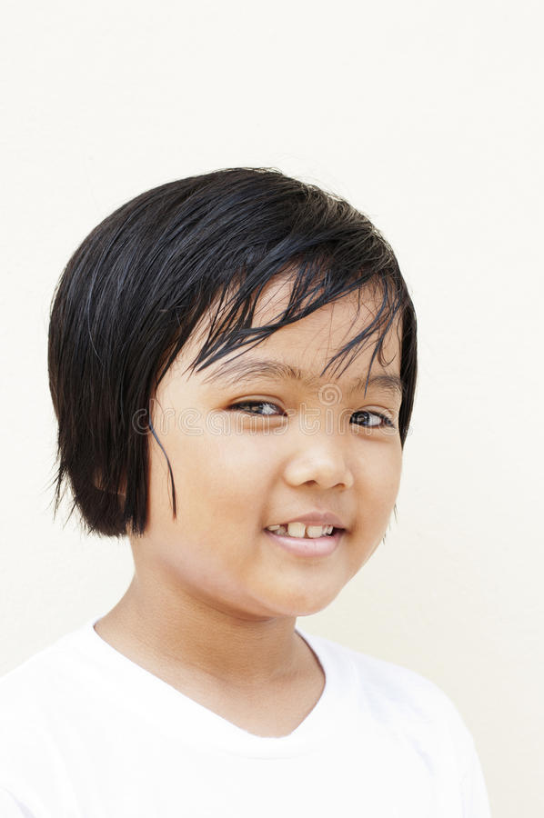 Download Children after playing stock photo. Image of asian, close - 26139346