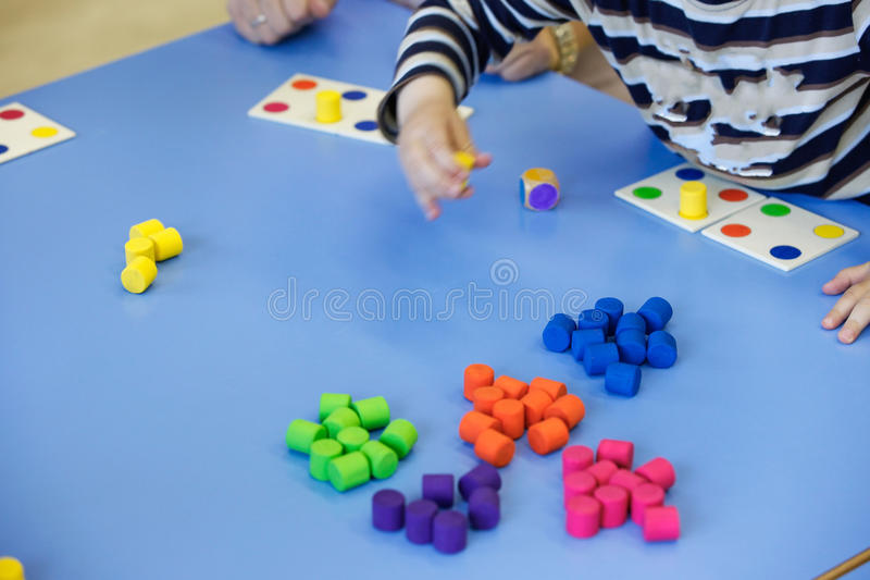 Children playing with homemade educational toys stock photo image download children playing with homemade educational toys stock photo image of learn educational solutioingenieria Choice Image