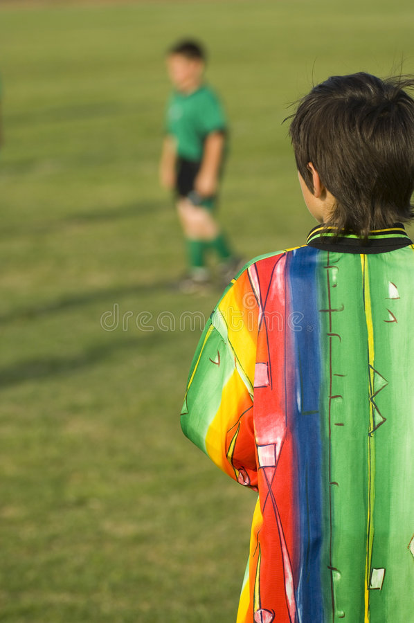 Free Children Playing Soccer - Football Stock Image - 958141