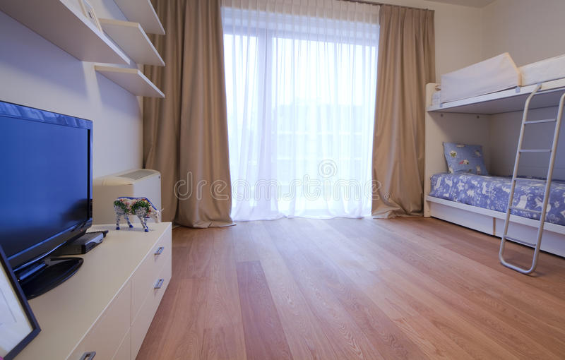 Download Children room stock photo. Image of apartment, spacious - 10326982