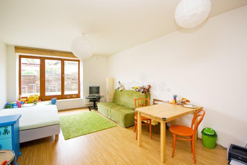 Download Children room stock image. Image of windows, interior - 34015617