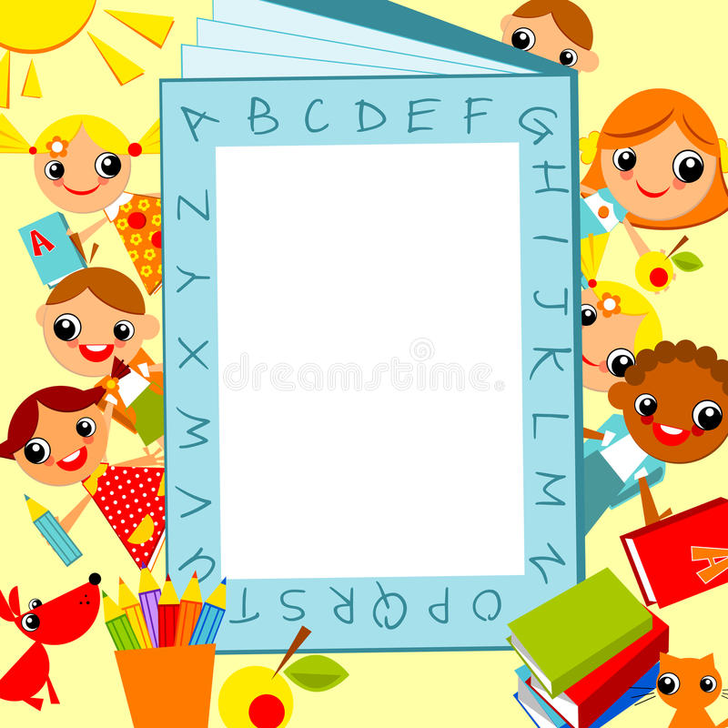 Free Children S Background Royalty Free Stock Image - 21959136