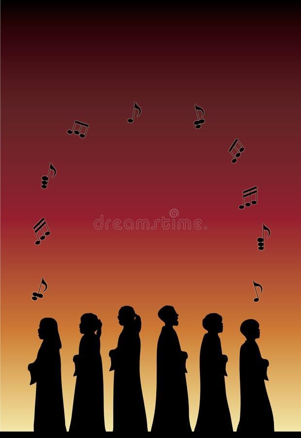 Children S Choir 2 Stock Photo