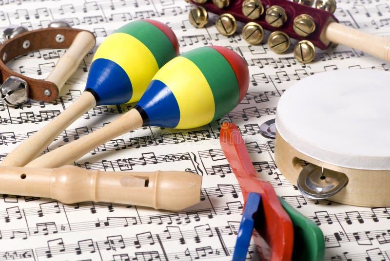 Download Children's Instruments 2 stock photo. Image of song, maraca - 1693628