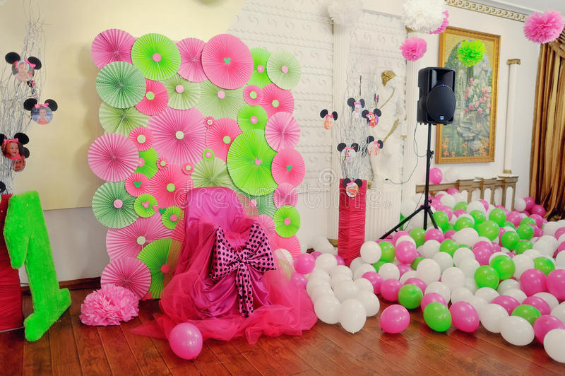 Download Children's Party Stock Photography - Image: 32592552