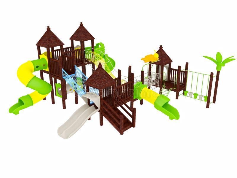 Download Children's Playground Royalty Free Stock Photos - Image: 21930068