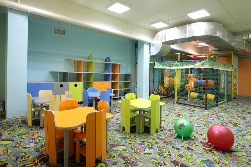Children's room royalty free stock photo