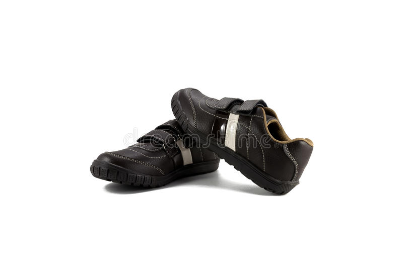 Children's shoes royalty free stock images