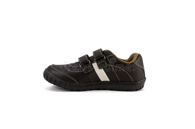 Children's shoes stock images