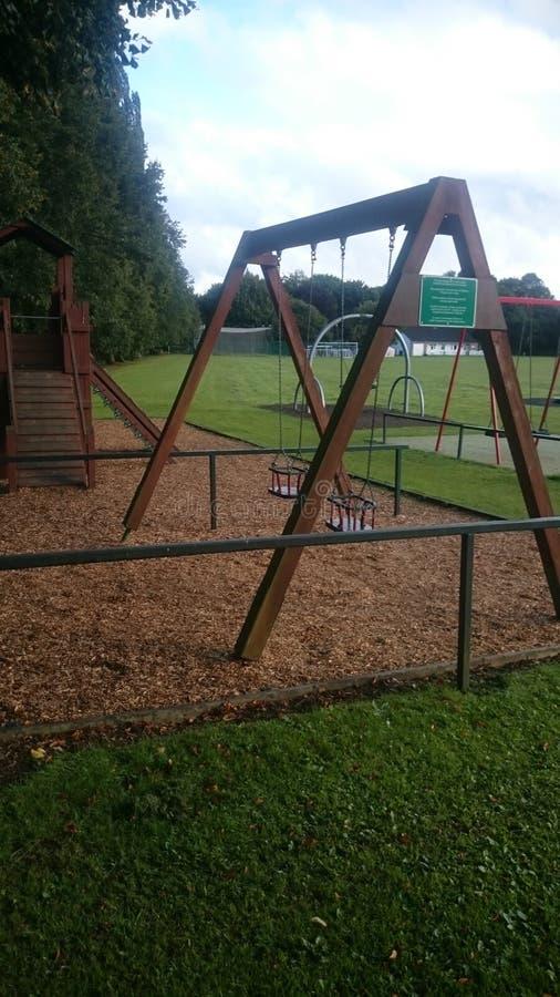 Children& x27; s-Spielplatz lizenzfreie stockfotografie