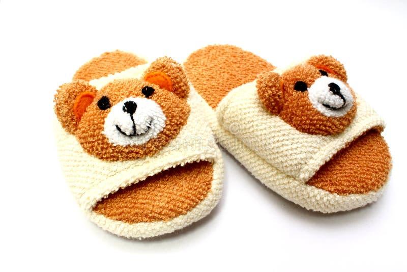 Children Sandals stock photos