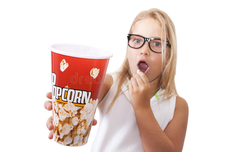 Download Children stock image. Image of long, eating, happy, caucasian - 33432513