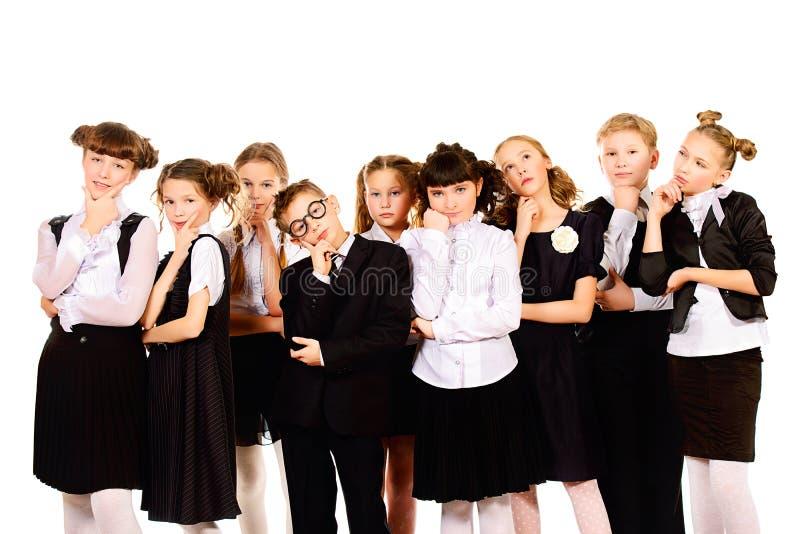 Children think stock photos