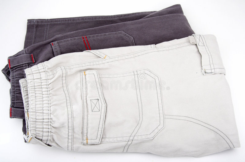 Download Children trousers stock image. Image of trousers, dressing - 506049