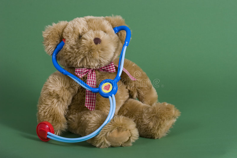 Childrens Healthcare Royalty Free Stock Photo