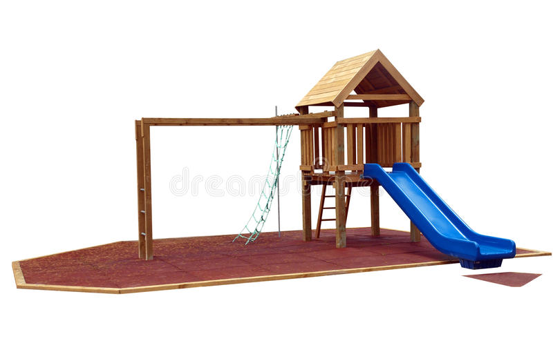 Download Childrens play equipment stock photo. Image of people - 17645082