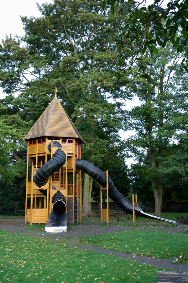 Free Childrens Play House Royalty Free Stock Photo - 1563975
