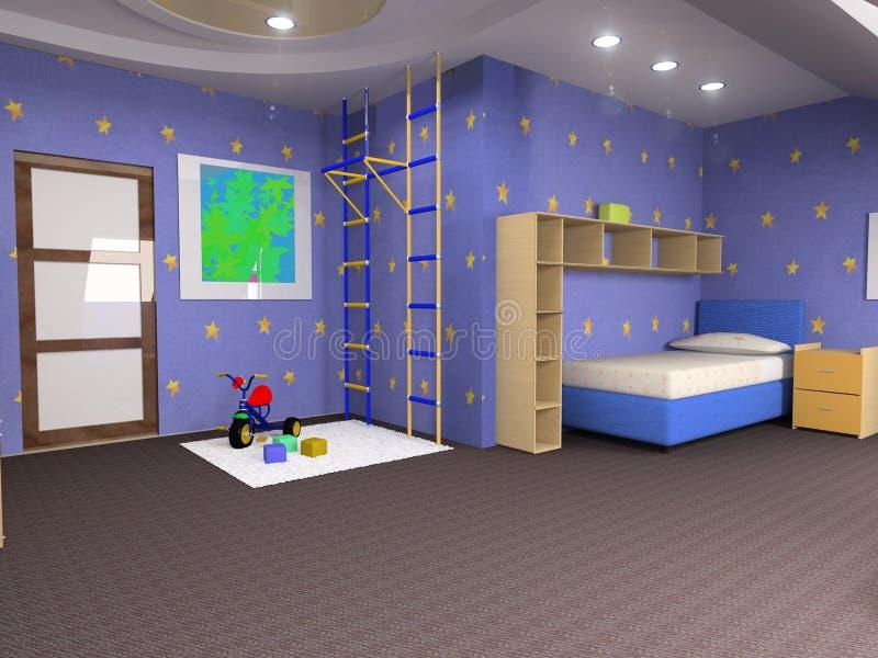 childroom stock illustrationer
