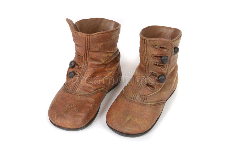 Download Childs Boots Royalty Free Stock Image - Image: 12329196