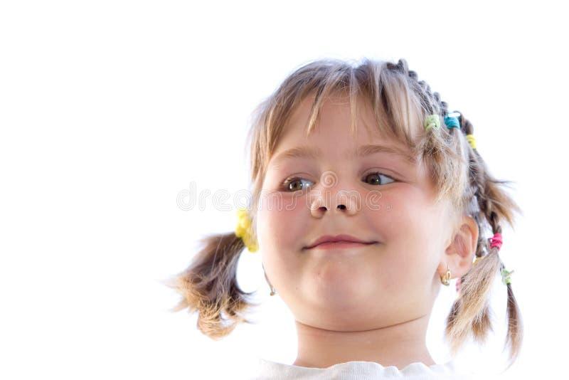 childsstående royaltyfri bild