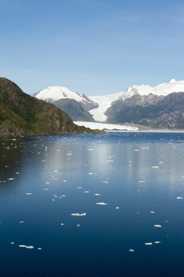 Download Chile - Amalia Glacier In Sunny Day Stock Photo - Image of passage, amalia: 50489244