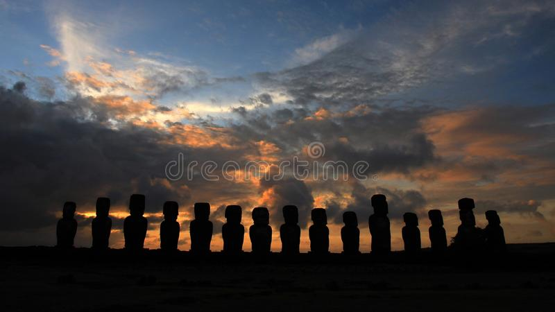 Chile 2015 stock photography
