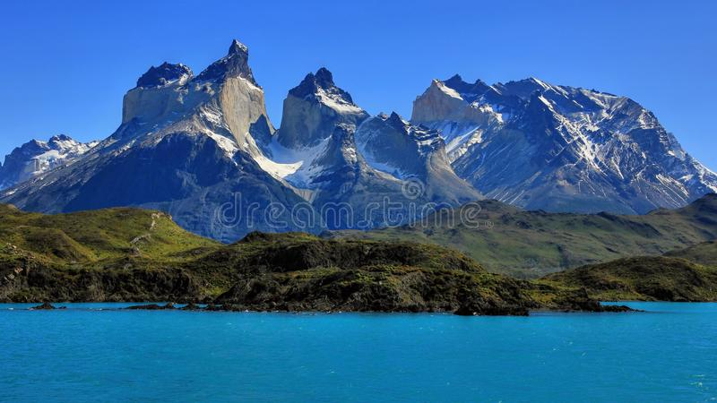 Chile 2015 royalty free stock photo