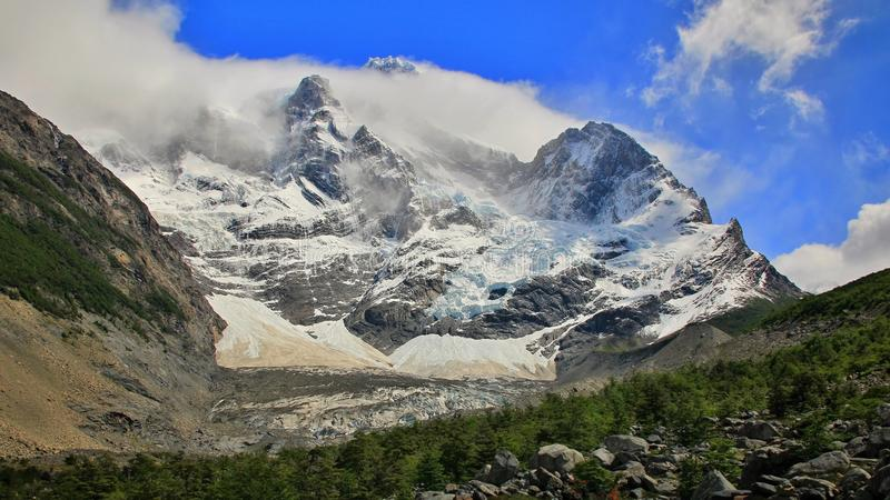 Chile 2015 royalty free stock photos