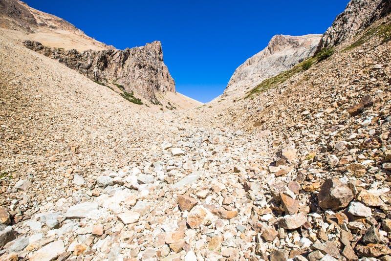Chile Patagonia obrazy stock
