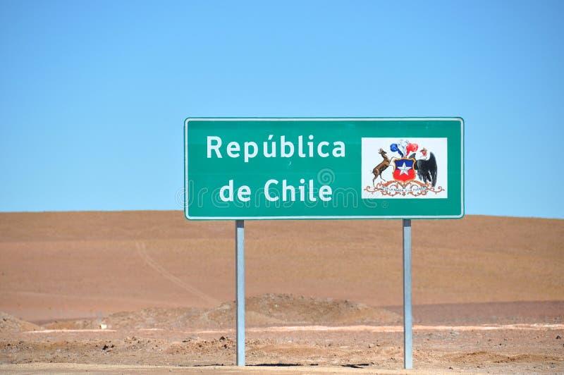 Travel chile with atacama desert and tatio gysers royalty free stock image