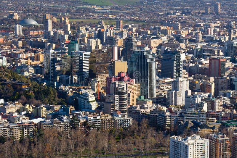 Download Chile Santiago zdjęcie stock. Obraz złożonej z widok - 13334644
