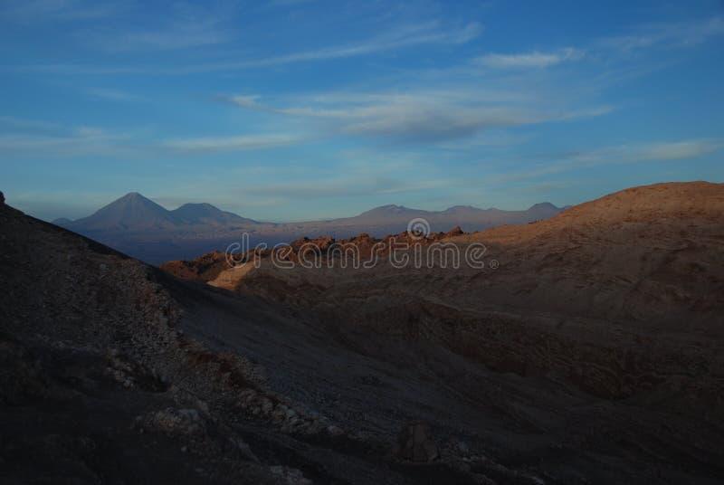Chilean desert royalty free stock image