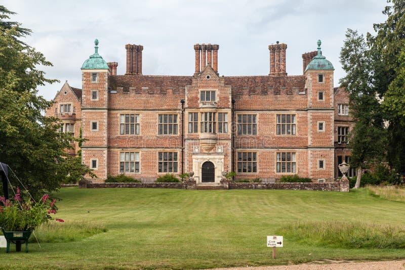 Chilhamkasteel Kent United Kingdom England stock afbeeldingen