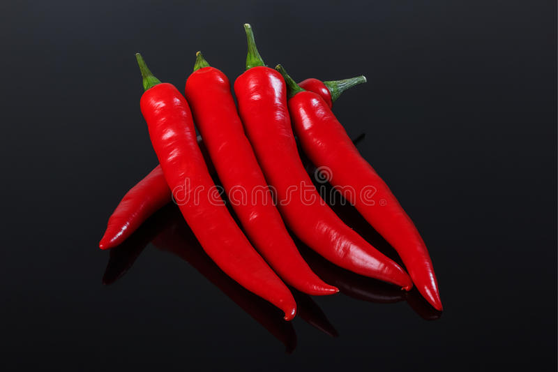 chili fotografia stock