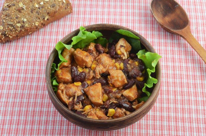 Chili Con Carne stock photos