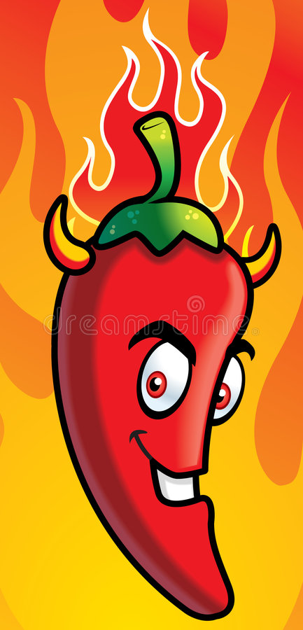 Download Chili Devil Hell Royalty Free Stock Photography - Image: 2032177